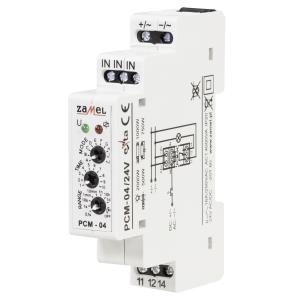 Przekaźnik czasowy PCM-04