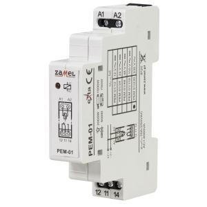 Przekaźnik elektromagnetyczny PEM-01/230