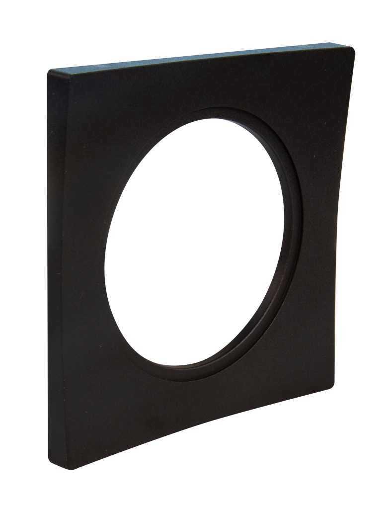 Ramka LED kwadratowa czarna